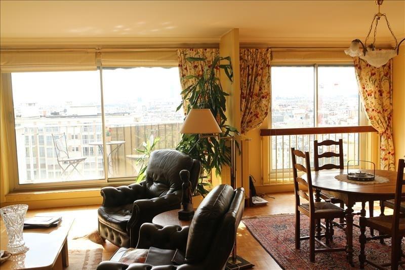 Vente de prestige appartement Paris 11ème 1075000€ - Photo 3