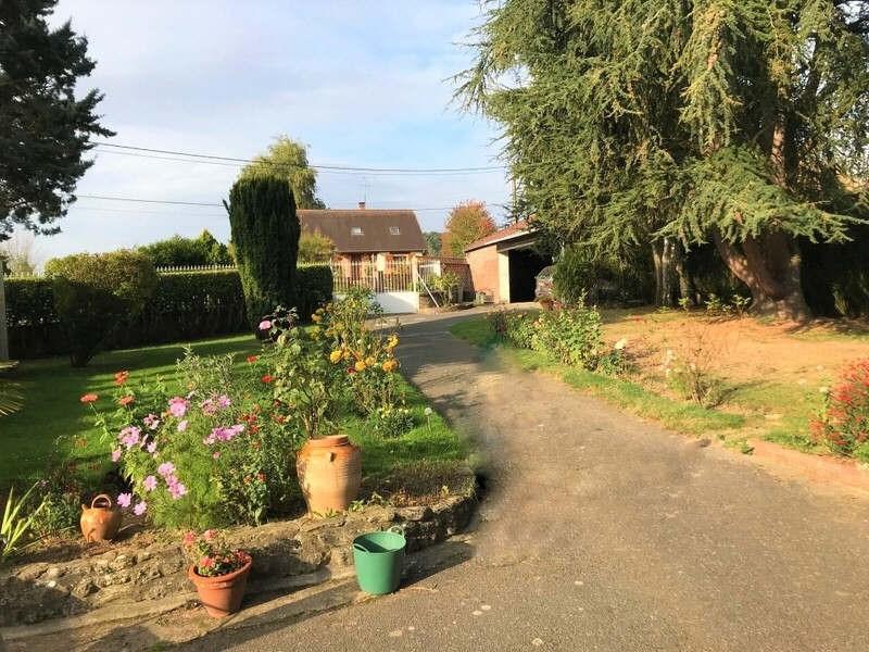 Sale house / villa Chaumont en vexin 335920€ - Picture 5