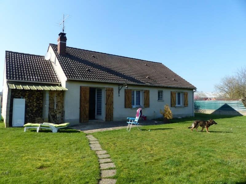 Sale house / villa St florentin 125000€ - Picture 7