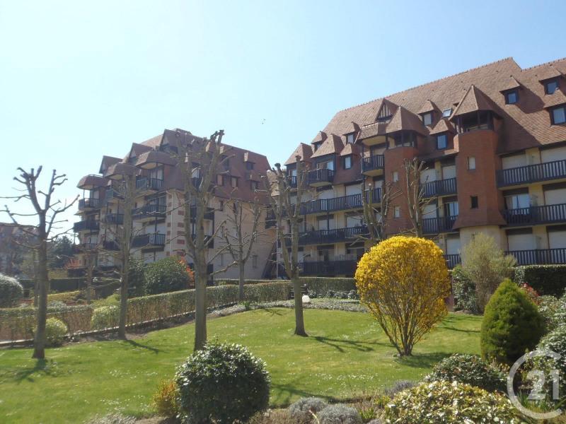 Vente appartement Tourgeville 269000€ - Photo 1