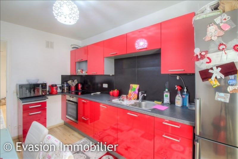 Sale apartment Sallanches 184 000€ - Picture 1