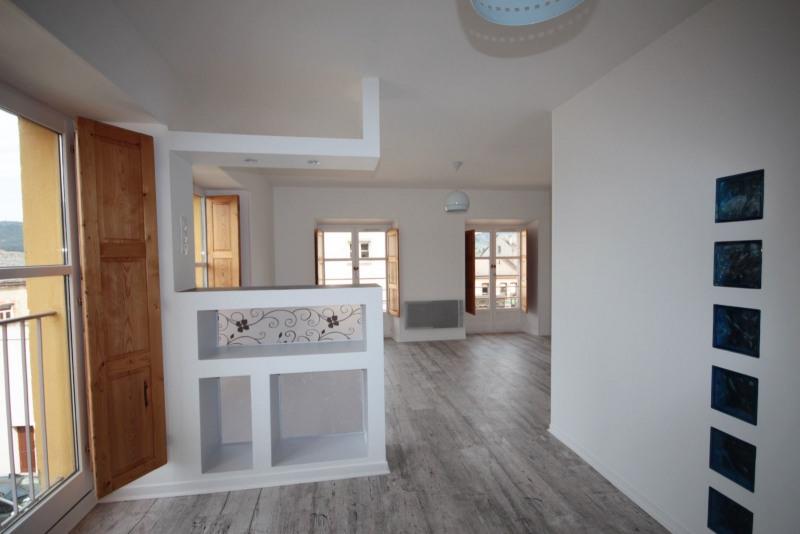 Rental apartment St julien chapteuil 534€ CC - Picture 1