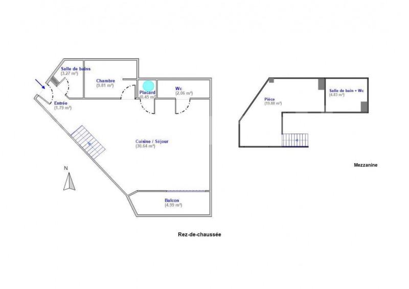 Vente appartement Signes 155000€ - Photo 9