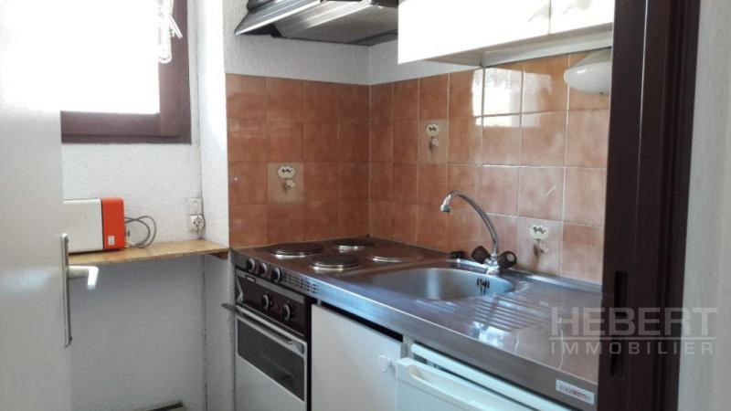 Rental apartment Sallanches 484€ CC - Picture 3