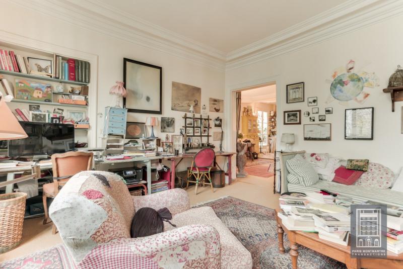 Deluxe sale apartment Paris 18ème 1260000€ - Picture 12