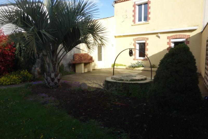 Sale house / villa Belleville sur vie 199500€ - Picture 1