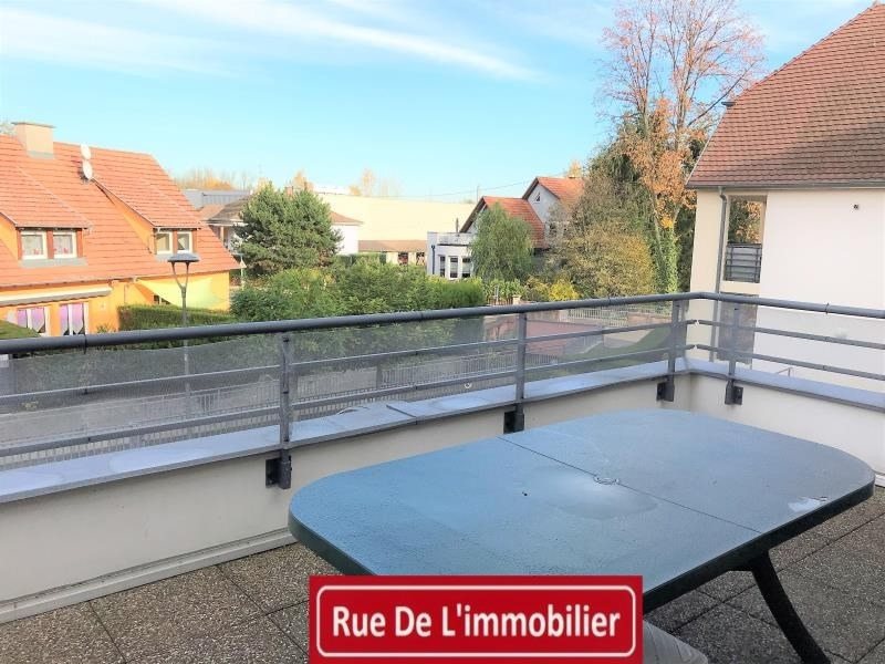 Vente appartement Bischwiller 187 000€ - Photo 1