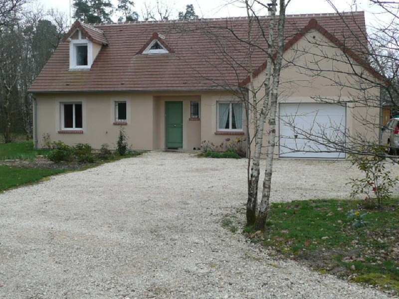 Vente maison / villa Menetreol sur sauldre 200 000€ - Photo 1