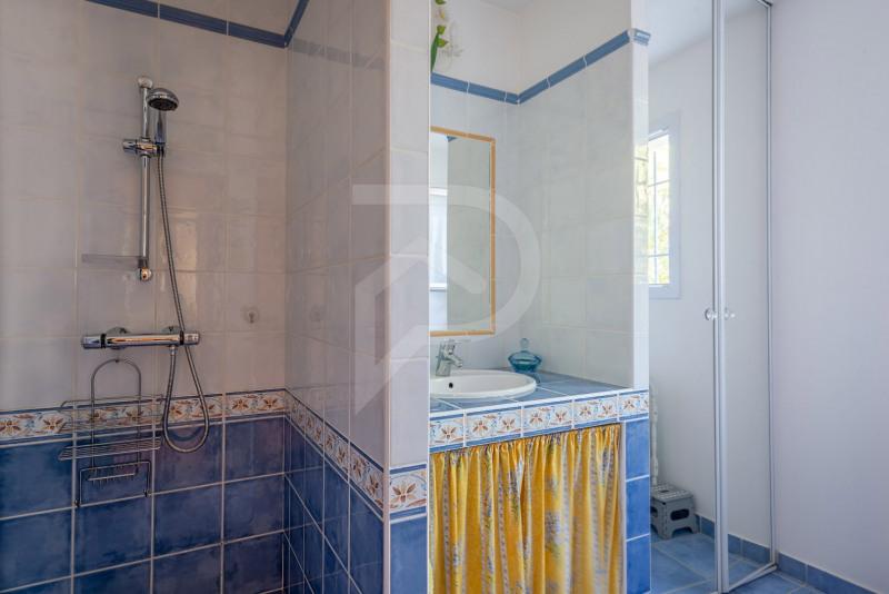 Vente maison / villa Althen des paluds 375000€ - Photo 9