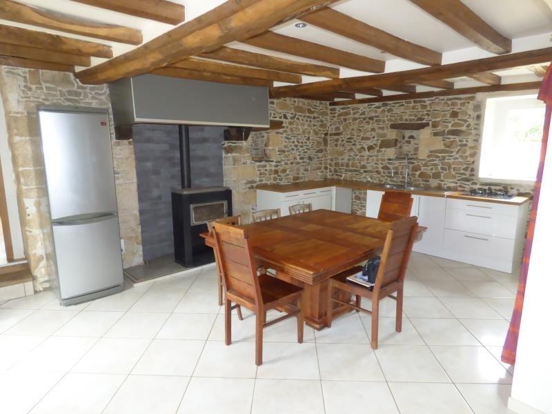 Vente maison / villa Cesny bois halbout 222900€ - Photo 2