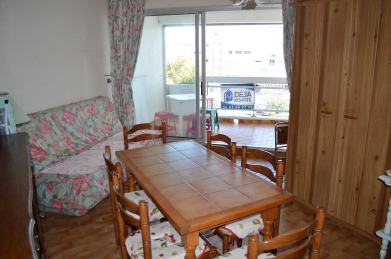 Sale apartment Carnon plage 90000€ - Picture 5