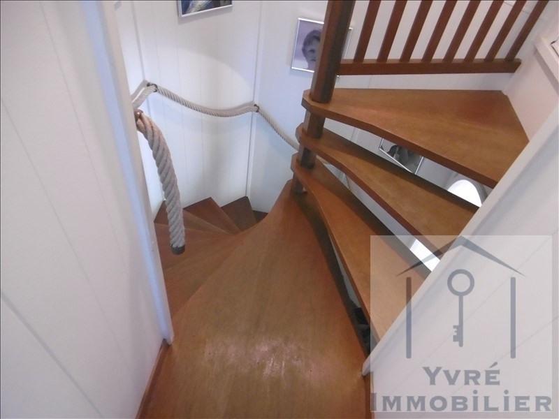 Vente maison / villa Yvre l'eveque 260000€ - Photo 11