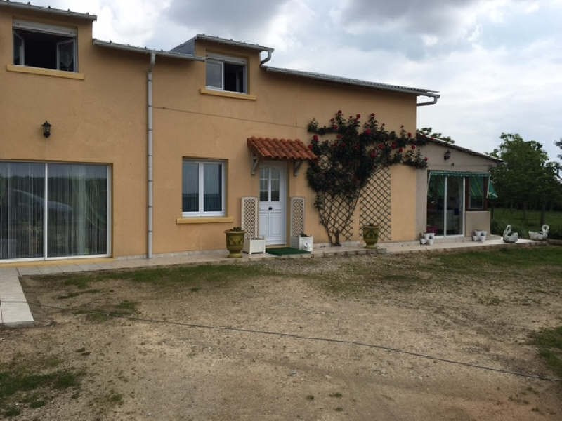Vente maison / villa Charrais 265 000€ - Photo 9