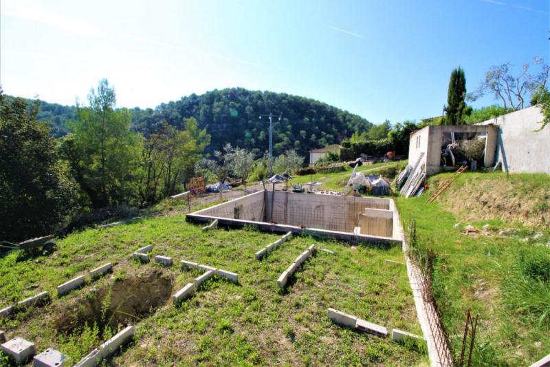 Vente terrain La colle sur loup 370000€ - Photo 2
