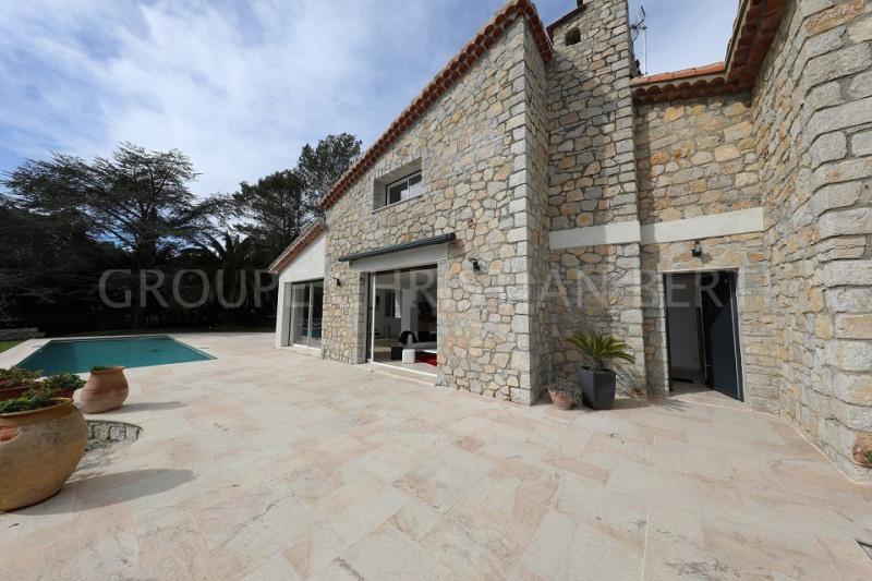 Vente de prestige maison / villa Mandelieu 1850000€ - Photo 6