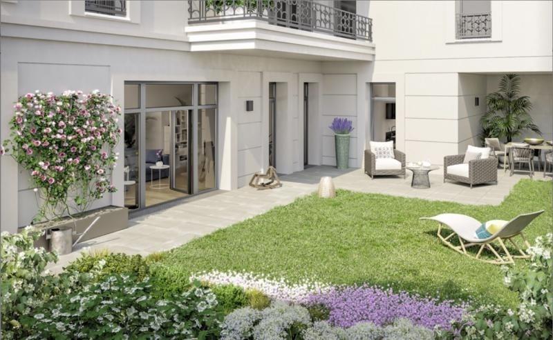 Продажa квартирa Levallois perret 535000€ - Фото 2