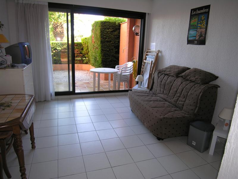 Vacation rental apartment Les issambres 710€ - Picture 8