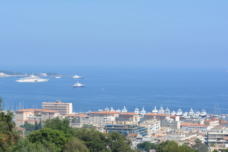 Vente de prestige appartement Golfe-juan 598 000€ - Photo 1
