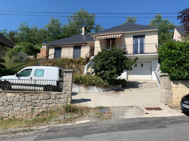 Vente maison / villa Senergues 119000€ - Photo 1