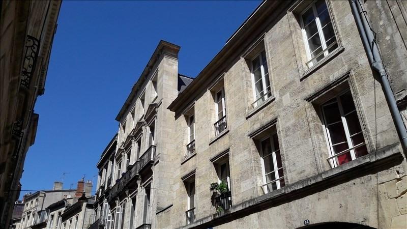 Vente appartement Bordeaux 329000€ - Photo 1