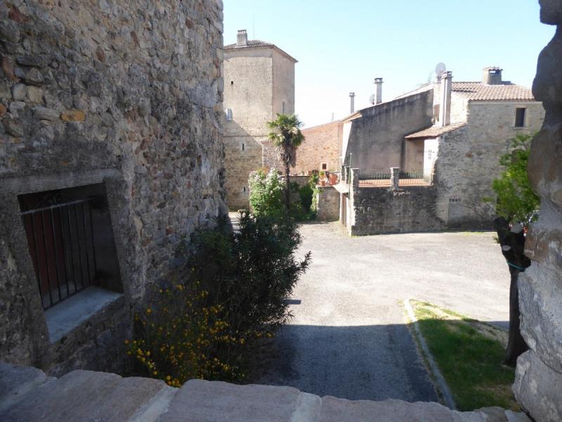 Vente maison / villa Uzer 128000€ - Photo 1