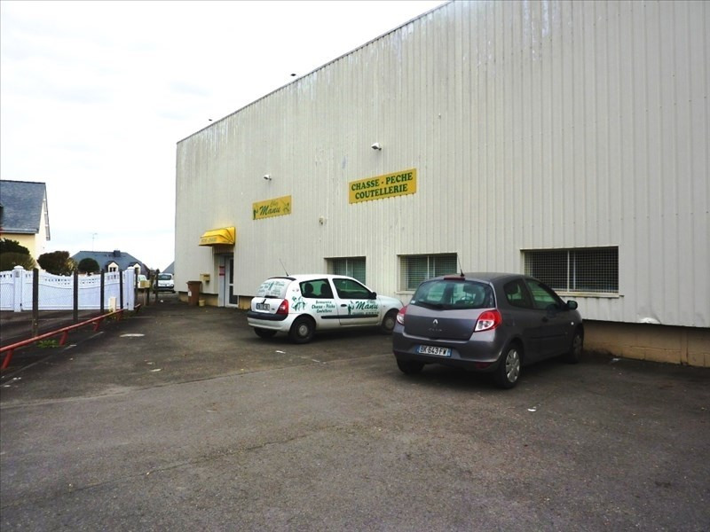 Commercial property sale shop Fougeres 28 600€ - Picture 4