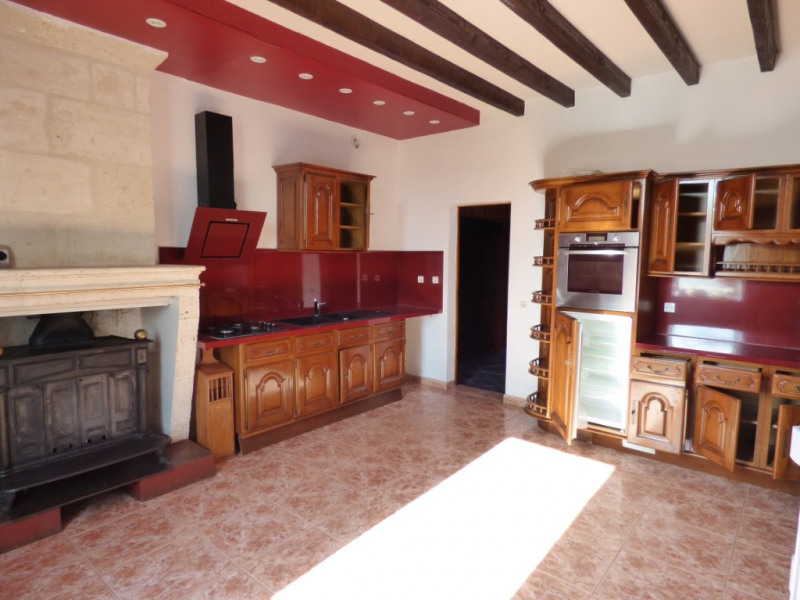 Sale house / villa Les eglisottes et chalaures 137000€ - Picture 3