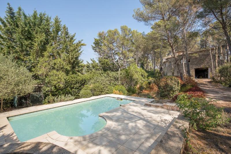 Vente de prestige maison / villa Cabries 840000€ - Photo 7