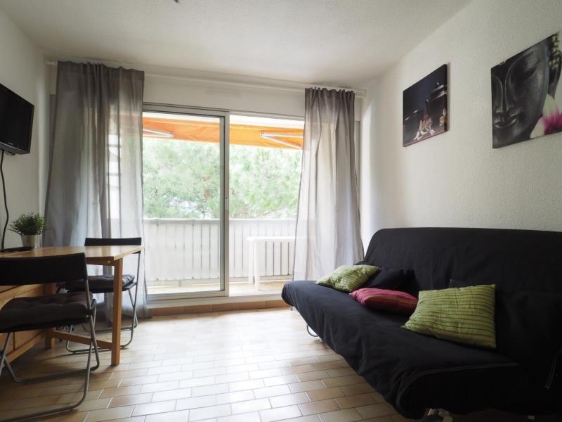 Sale apartment Le grau du roi 82000€ - Picture 1