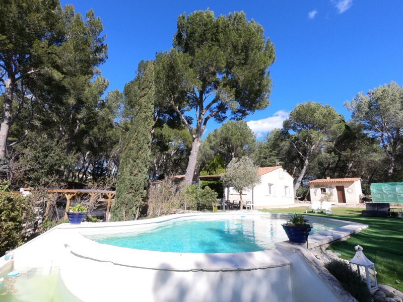Deluxe sale house / villa Ventabren 670000€ - Picture 3