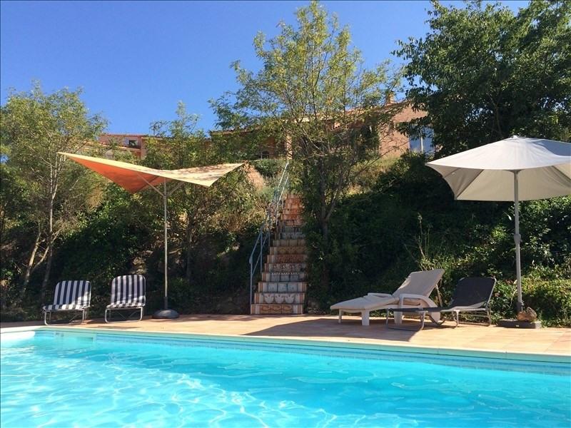 Vente de prestige maison / villa Llauro 585000€ - Photo 2
