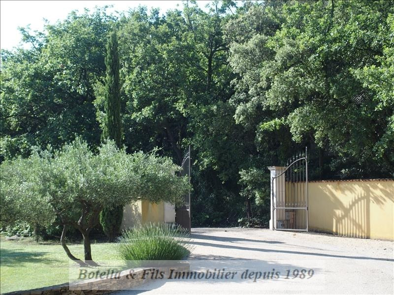 Deluxe sale house / villa Uzes 789 500€ - Picture 13