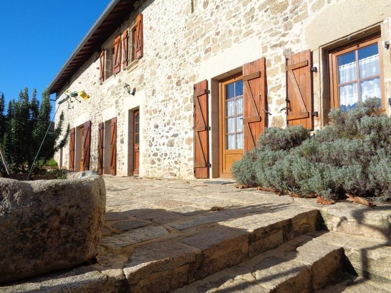 Sale house / villa St just le martel 255000€ - Picture 4
