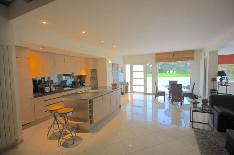 Vente de prestige maison / villa Gonneville sur mer 880000€ - Photo 4