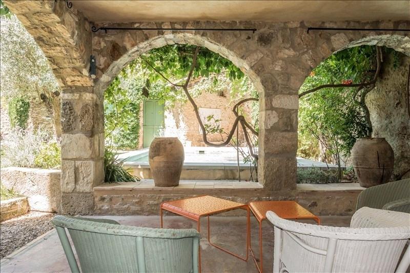 Verkoop van prestige  huis Uzes 690000€ - Foto 13