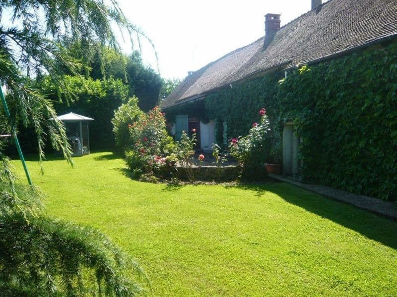 Sale house / villa Breval 438000€ - Picture 9