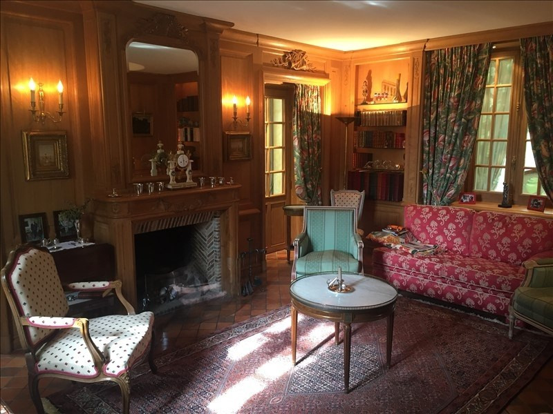 Revenda residencial de prestígio casa Le manoir 785000€ - Fotografia 8