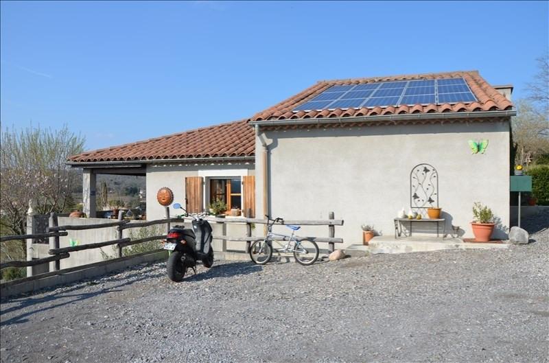 Vente maison / villa Ruoms 212000€ - Photo 1