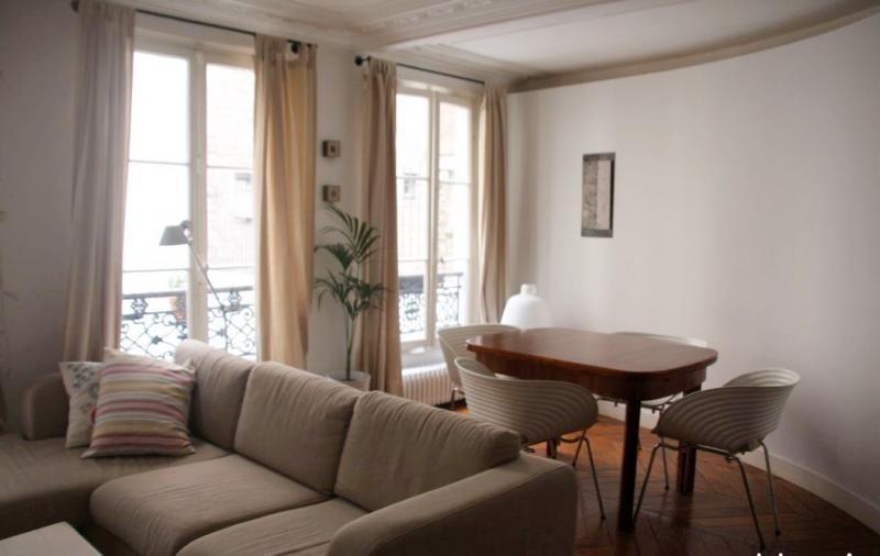 Sale apartment Paris 10ème 850000€ - Picture 3