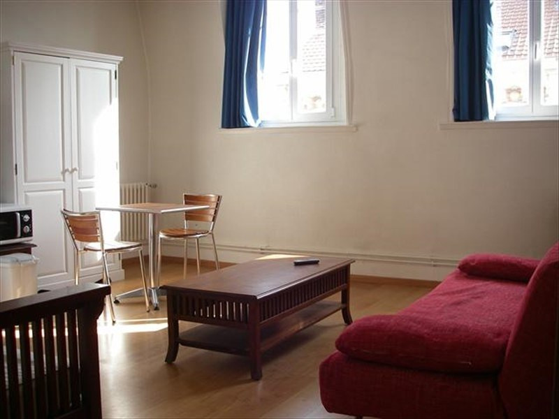 Rental apartment Dunkerque 420€ CC - Picture 1