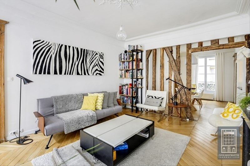 Vente appartement Paris 9ème 878 000€ - Photo 4
