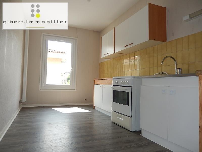 Rental apartment Le puy en velay 430€ CC - Picture 3
