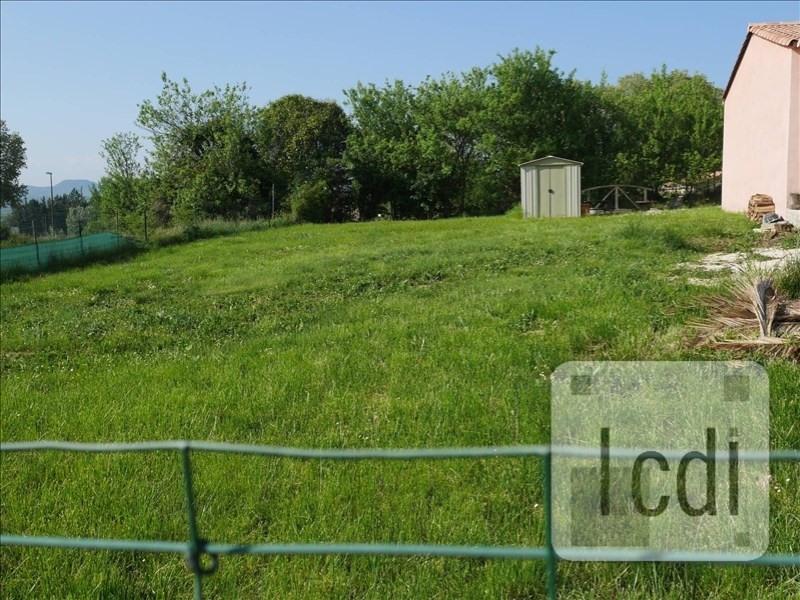 Vente terrain Barjac 54000€ - Photo 1