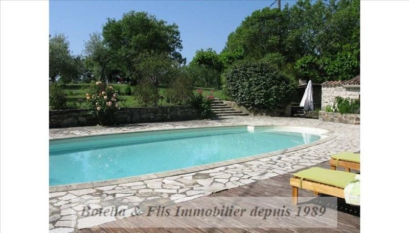 Verkoop van prestige  huis Uzes 475000€ - Foto 7