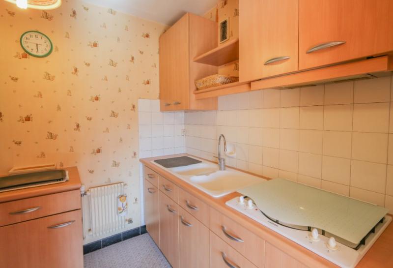 Appartement d'env. 33 m² Aix Les Bains vue Dent du Chat