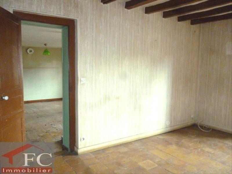 Vente maison / villa Prunay cassereau 86600€ - Photo 5