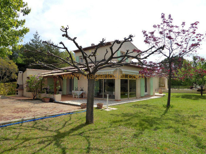Vendita nell' vitalizio di vita casa Saint-vallier-de-thiey 180000€ - Fotografia 1