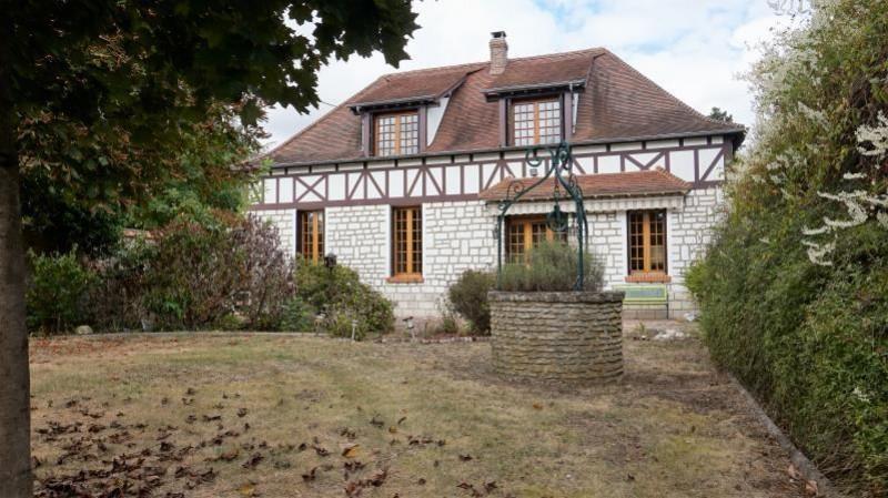 Sale house / villa Breval 272000€ - Picture 2