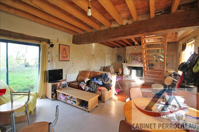 Vente maison / villa La chartre sur le loir 80000€ - Photo 3