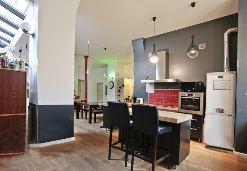 Vente de prestige loft/atelier/surface Choisy-le-roi 565 000€ - Photo 4